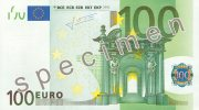 Banknote 100 €